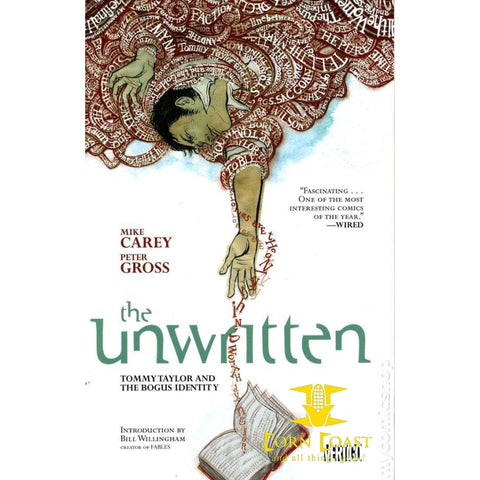 The Unwritten TPB (2010-2015 DC/Vertigo) - Corn Coast Comics
