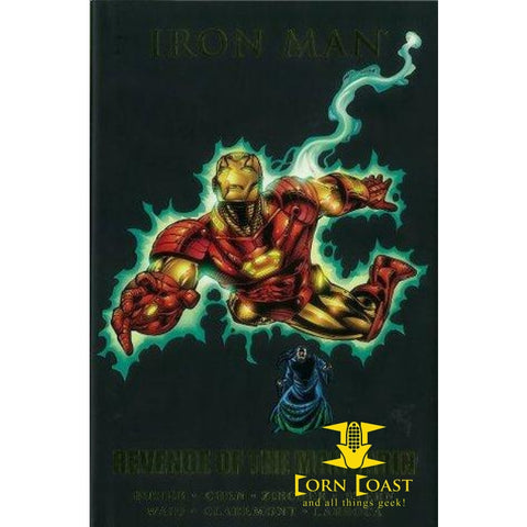 Iron Man: Revenge of the Mandarin Hardcover - Corn Coast Comics