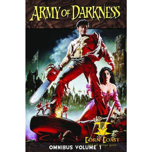 Army of Darkness Omnibus Vol 1 TPB - Corn Coast Comics