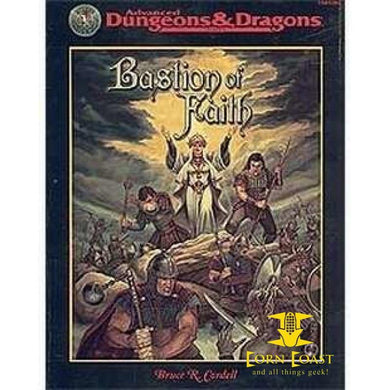 Bastion of Faith (Advanced Dungeons & Dragons) Paperback