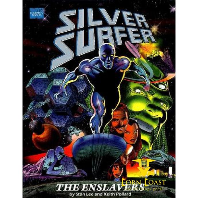 Silver Surfer: The Enslavers - Corn Coast Comics