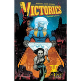 The Victories Vol 2: Transhuman TPB - Corn Coast Comics