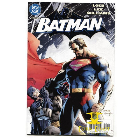 Batman (1940-2011) #612 NM - Corn Coast Comics