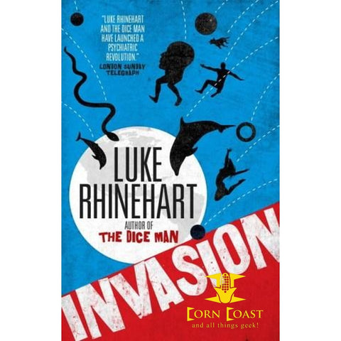 Invasion by Luke Rhinehart - Corn Coast Comics