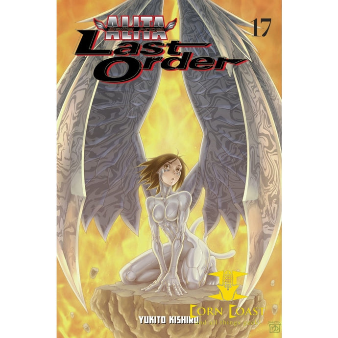 BATTLE ANGEL ALITA LAST ORDER TP. VOL 17 (OF 19) - Corn Coast Comics