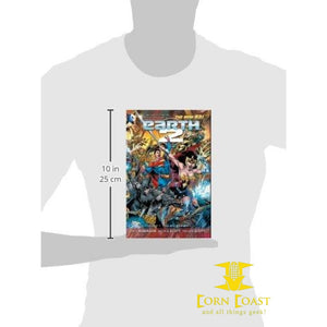 Earth 2 Vol. 1: The Gathering (The New 52) HC - Corn Coast Comics