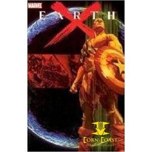 Earth X Paperback TPB - Corn Coast Comics