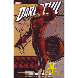 Daredevil: Cruel and Unusual - Corn Coast Comics