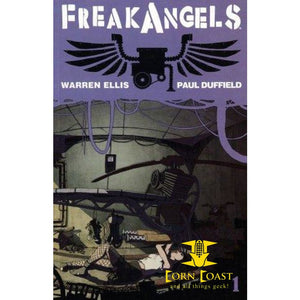FreakAngels Vol.1 TPB - Corn Coast Comics