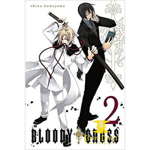 Bloody Cross Vol. 2 TP - Corn Coast Comics