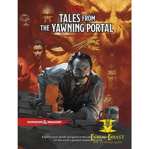 Dungeons & Dragons - Tales from the Yawning Portal 5th Edition Next - Corn Coast Comics