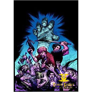 Lost Boys: Reign of Frogs Paperback TPB - Corn Coast Comics