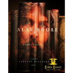 Alan Moore: Storyteller by Millidge Gary Spencer - Corn Coast Comics