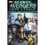Fear Itself: Secret Avengers Hardcover HC - Corn Coast Comics