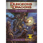 Dungeons & Dragons: Divine Power, Roleplaying Game Supplement 4th - Corn Coast Comics
