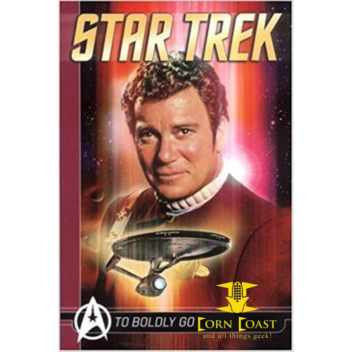 Star Trek To Boldly Go TPB - Corn Coast Comics