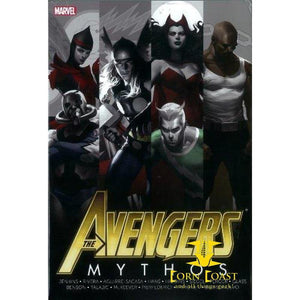 Avengers: Mythos Hardcover HC - Corn Coast Comics