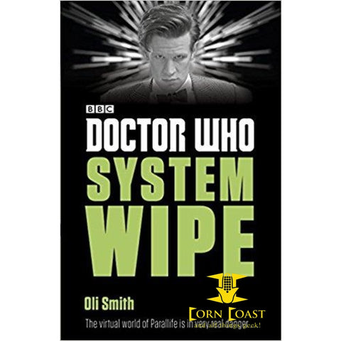 Doctor Who System Wipe - Corn Coast Comics