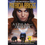 Cry Wolf (Alpha & Omega, Book 1) by Briggs, Patricia(October 2, 2012) Hardcover - Corn Coast Comics