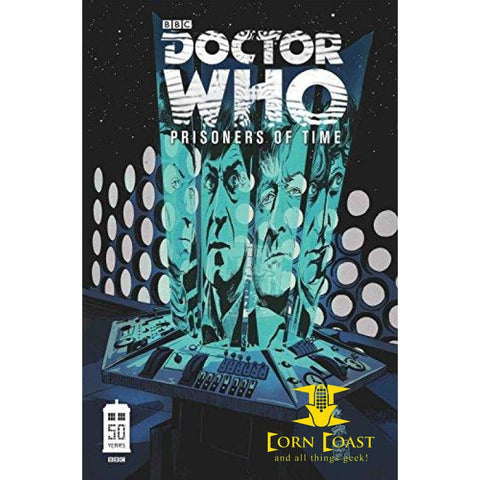 Doctor Who: Prisoners of Time Volume 2 Paperback - Corn Coast Comics