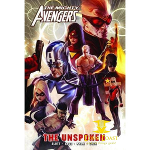 Mighty Avengers: The Unspoken (The Mighty Avengers) TP