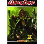 Queen Sonja Volume 1 - Corn Coast Comics