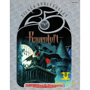 Ravenloft: 25th Silver Anniversary Ed. Adventure (AD&D, 2nd Edition) Paperback 1999