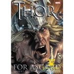 Thor for Asgard HC - Corn Coast Comics
