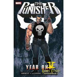The Punisher Year one TP