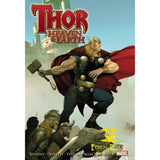 Thor: Heaven & Earth Hardcover - Corn Coast Comics