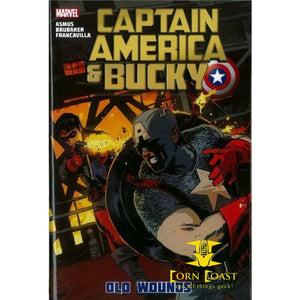 Captain America and Bucky: Old Wounds HC
