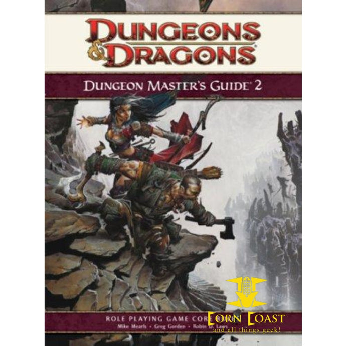Dungeon Master's Guide 2 (4th Edition D&D) - Corn Coast Comics
