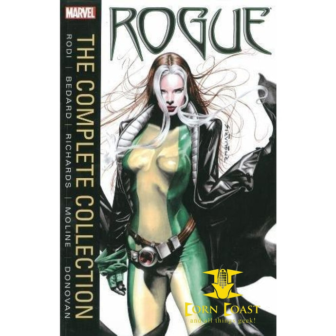 Rogue: The Complete Collection Paperback - Corn Coast Comics