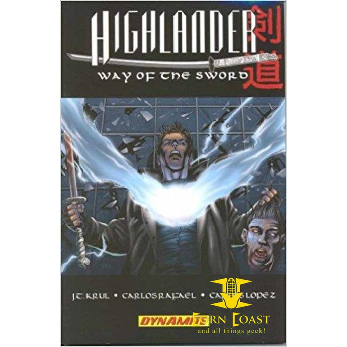 Highlander: Way of The Sword Vol.1 TPB - Corn Coast Comics