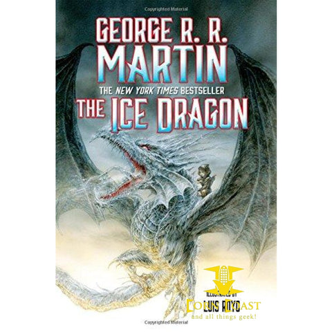 The Ice Dragon Hardcover by George R.R. Martin HC - Corn Coast Comics