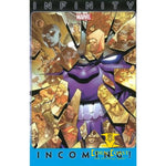 Infinity Incoming! Paperback TP - Corn Coast Comics