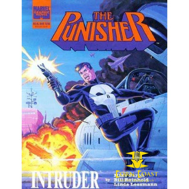 The Punisher: Intruder Hardcover – 1989 HC