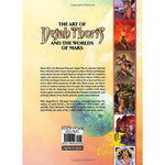 Art of Dejah Thoris and the Worlds of Mars Hardcover HC - Corn Coast Comics