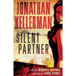 Silent Partner: The Graphic Novel Hardcover Jonathan Kellerman - Corn Coast Comics