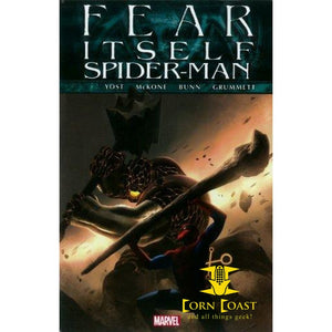 Fear Itself: Spider-Man HC - Corn Coast Comics