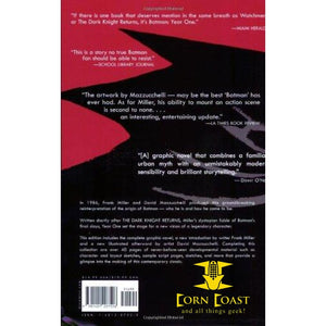 Batman: Year One Paperback TP - Corn Coast Comics