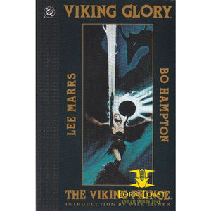 Viking Glory: The Viking Prince Hardcover - Corn Coast Comics