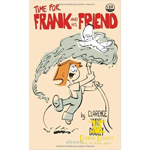 Time for Frank and His Friend Paperback TP - Corn Coast Comics