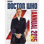 Doctor Who The Official Annual 2015 - Corn Coast Comics