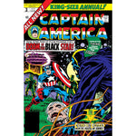 Captain America (1968 1st Series) Annual #3 NM - Corn Coast Comics