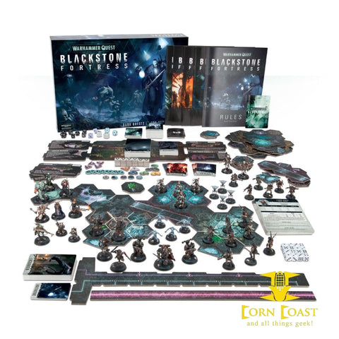 Warhammer Quest: Blackstone Fortress board game - Corn Coast Comics