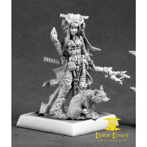 Feiya Iconic Witch Pathfinder mini - Corn Coast Comics