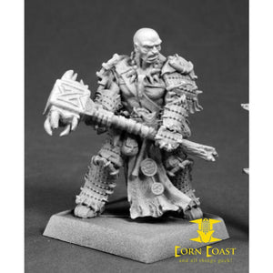 Crowe Iconic Bloodrager Pathfinder mini - Corn Coast Comics