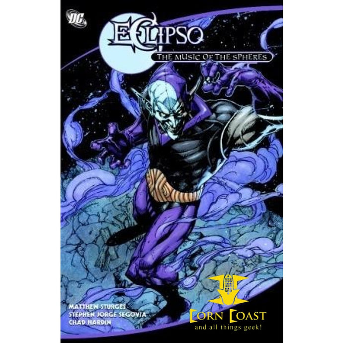 Eclipso The Music of the Spheres - Corn Coast Comics