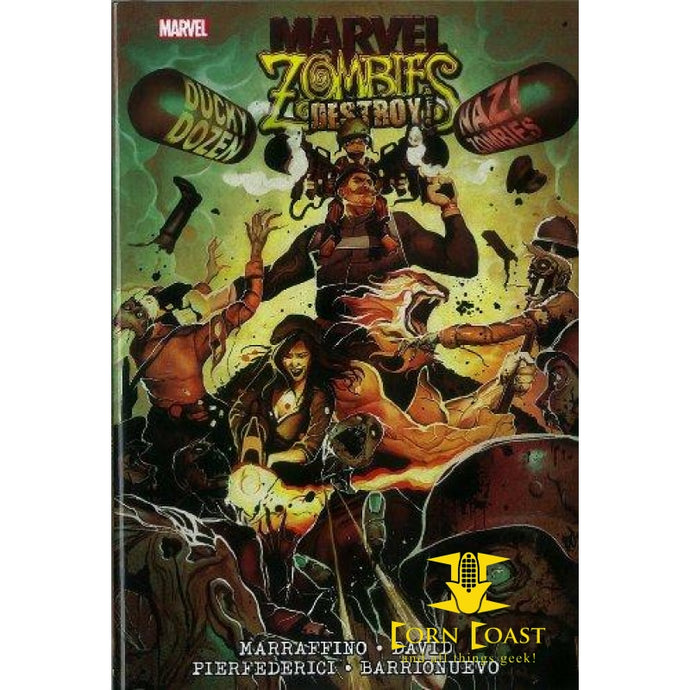 Marvel Zombies Destroy! Hardcover - Corn Coast Comics